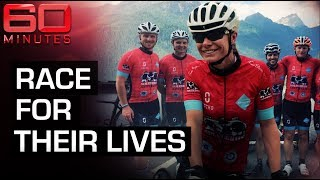 War heroes tackle the toughest cycling race in the world | 60 Minutes Australia
