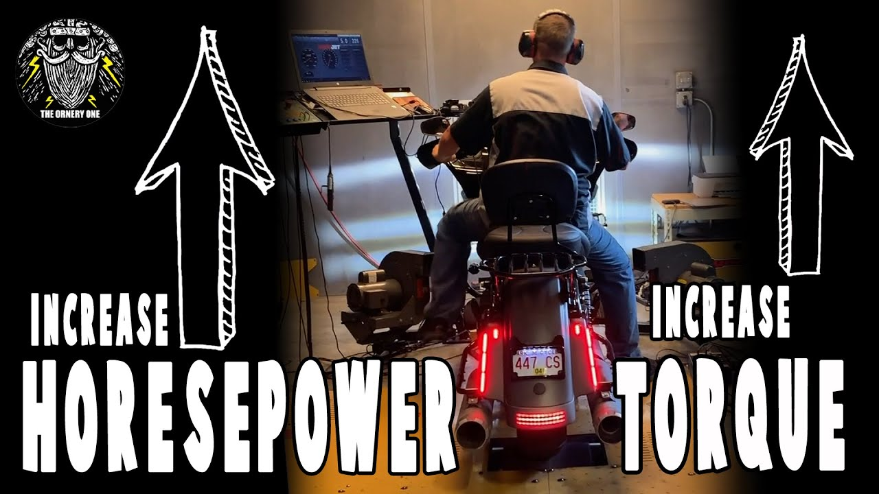 How we increased power without voiding H-D warranty