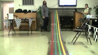 2013 Bluff City Cub Scout Pinewood Derby