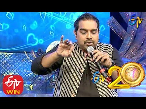 Shankar Mahadevan Performance - Ledani Cheppa Song in ETV @ 20 Years Celebrations - 16th August 2015