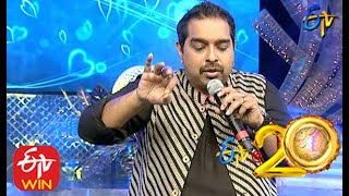Shankar Mahadevan Performance - Ledani Cheppa Song in ETV @ 20 Years Celebrations - 16th August 2015