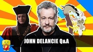 John De Lancie Q&A