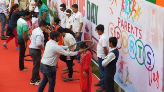 School Of Achiever's Parents Sports Day Celebration