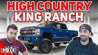 High Country or King Ranch!? || This or That