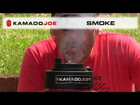 "Kamado Joe - ""Smoke"""