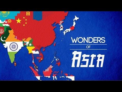 WONDERS OF ASIA Trailer