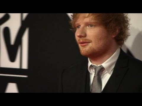 Ed Sheeran Sued Over 'Photograph'