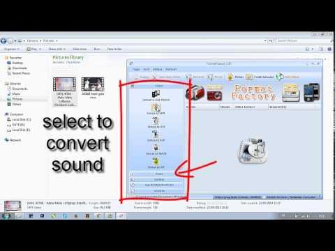Cara mengganti format MP4 ke MP3