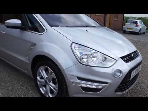 FORD S-MAX TITANIUM TDCI 163 PS FULL FORD SERVICE HISTORY
