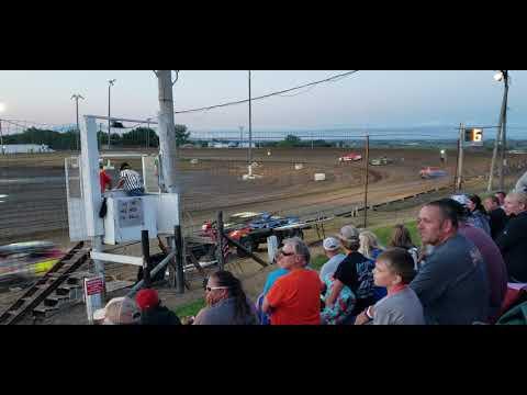 Wagner Speedway (Hobby Stock 7-5-19)