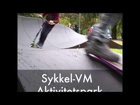 Sykkel-VM Aktivitetspark