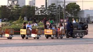 Япония. Прогулка по городу-порту Йокогама. 1 мая 2015года