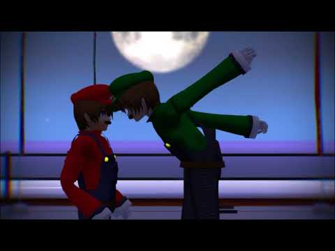 [MMD × Super Mario] You Are A TOY || Remake