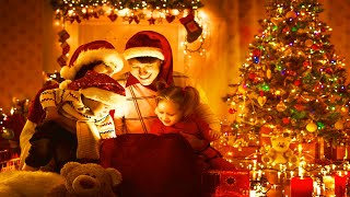 Relaxing Christmas Music Ambient, Christmas Time Carols, Relaxing Family Carols