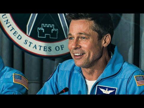 AD ASTRA Trailer (2019) Brad Pitt