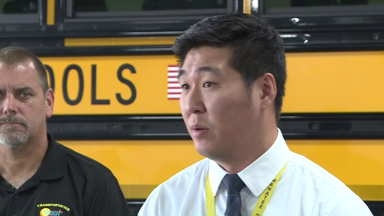 Manatee County school buses to have ID scanners for students