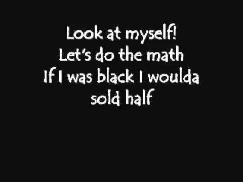 Eminem - White America (Lyrics)