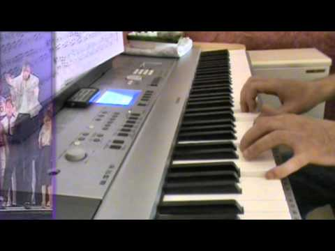 You Are Not Alone - Michael Jackson au Piano DGX 640 Yamaha