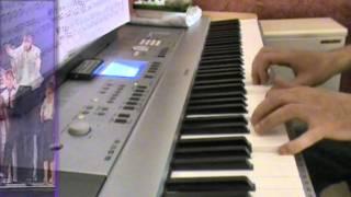 You Are Not Alone - Michael Jackson au Piano DGX 640 Yamaha