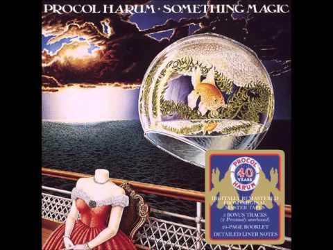 Procol Harum - Something Magic [Full album, 1977]