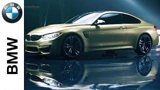 BMW M4 Coupe Concept 2013 Videos
