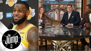 LeBron James: Success is an 'unknown' garners mixed reaction from The Jump crew | The Jump | ESPN