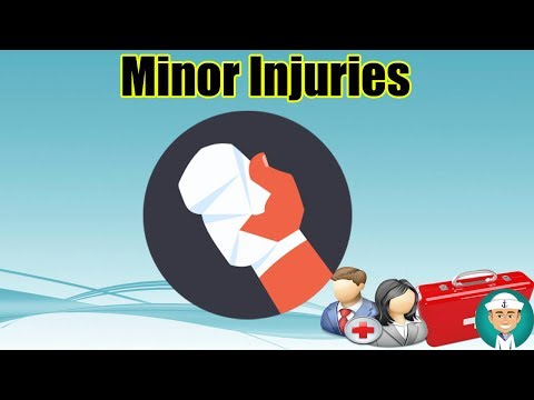 Minor Injuries Examination and Treatment
