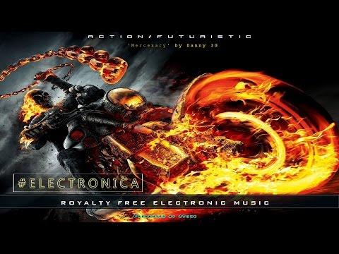 Electronic Music Instrumental | Mercenary by Danny 3G | Copyright Free Music