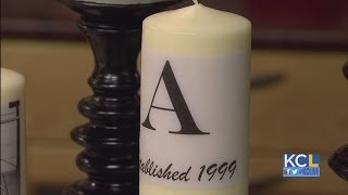 Kcl - How To Make Personalized Candles