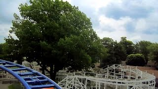 Whirlwind front seat on-ride HD POV Seabreeze