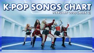 Baixar (TOP 100) K-Pop Songs Chart | February 2020 (Week 2)