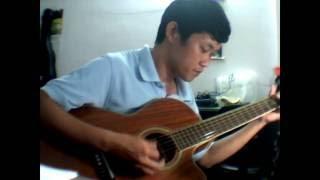 Mưa nửa đêm guitar Trung Nguyễn bolero