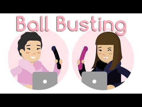 I like BallBusting - Q&A Curious