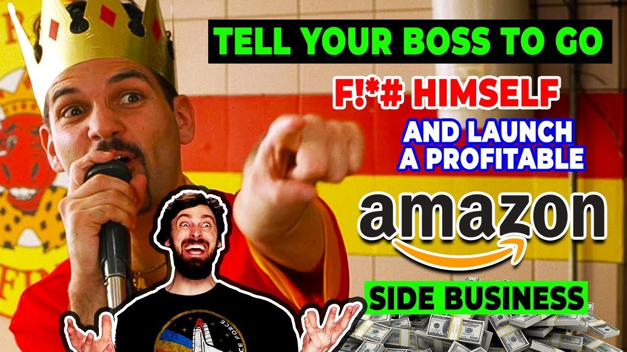 90 day blueprint to launch a profitable amazon side business quit 90 day blueprint to launch a profitable amazon side business quit your 9 to 5 job malvernweather Image collections