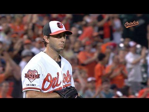 CIN@BAL: Gonzalez records first career shutout