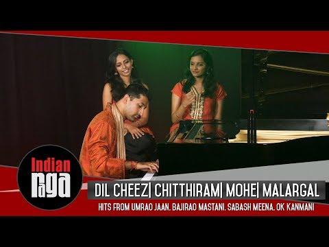 Medley of Evergreen Hits | Bajirao Mastani Umrao Jaan | Chittiram Pesuthadi OK Kanmani