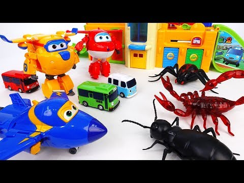 24 Minutes of Super Wings Toy Movie Collection, Go Go Super Wings~! - ToyMart TV