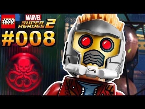 LEGO MARVEL SUPER HEROES 2 #008 Star Lord gegen Hydra [Deutsch]