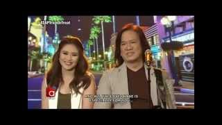 Sarah Geronimo sings Especially For You with Joey Generoso