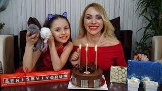 Rukiyeye Sürpriz Doğum Günü Partisi Yavru Kedilerimizin Son Halleri