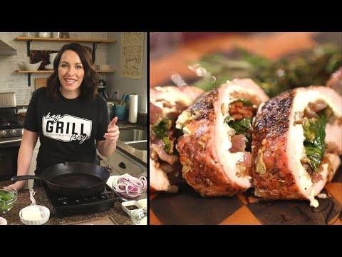 Stuffed Pork Tenderloin – How To