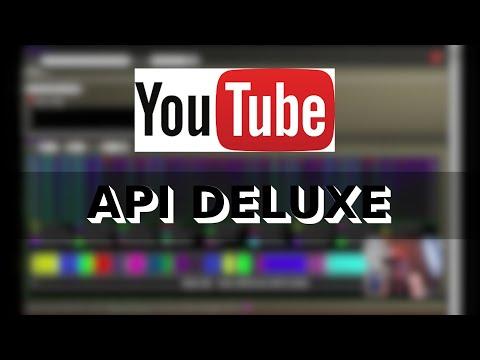 YouTube Api Deluxe