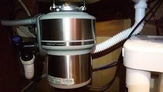 измельчитель отходов In-Sink-Erator Evolution 100 ремонт