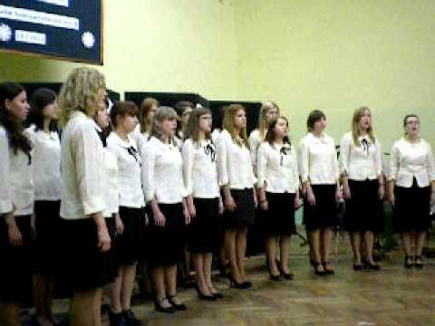 Kaszubska kolęda w wykonaniu chóru z Kościerzyny