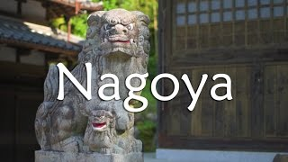 Gambar cover Nagoya - Backpacking through Japan