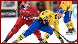 Premiärvinst för Sverige i hemma-VM