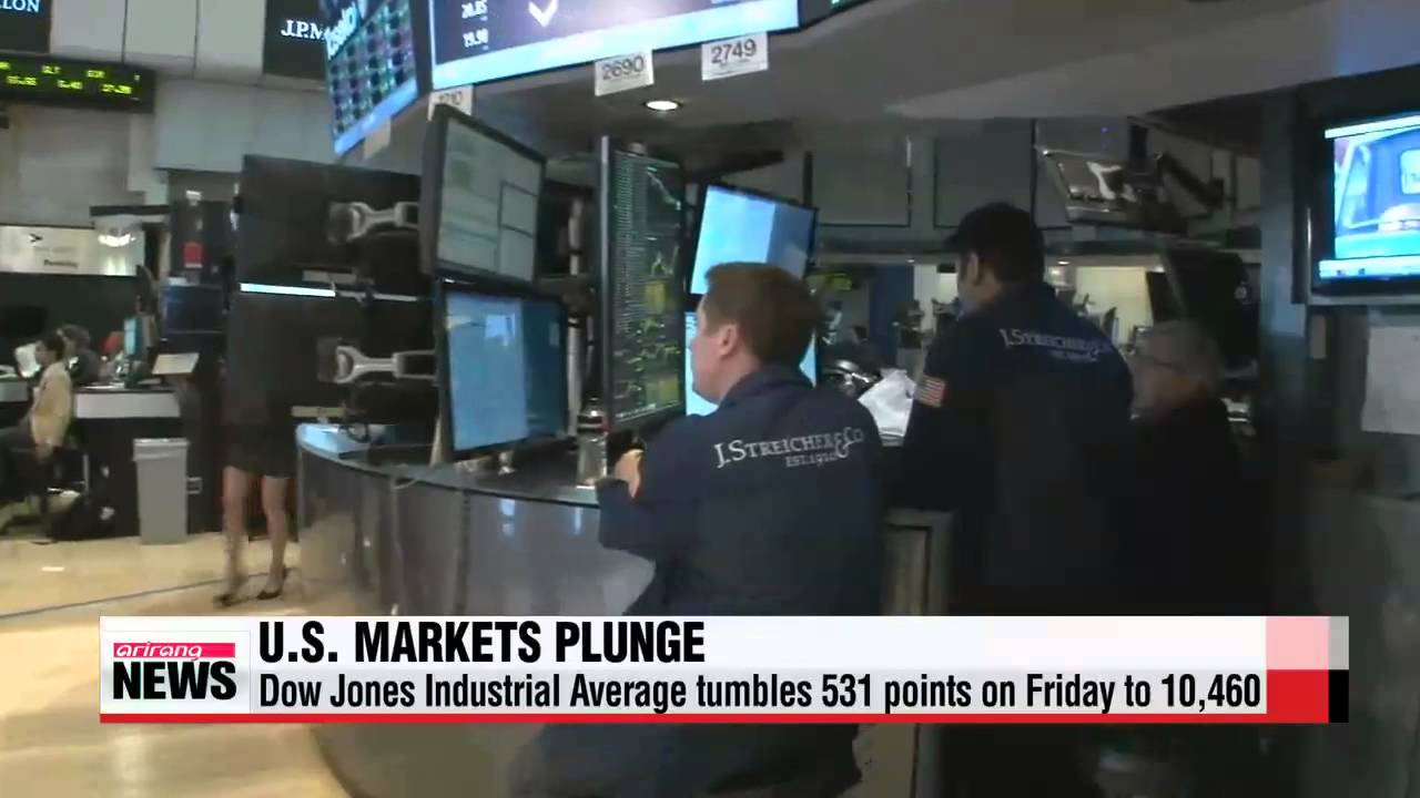 Tech rout sends stock market to its biggest loss since June