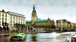 HANSESTADT HAMBURG, von der Alster zur Elbe