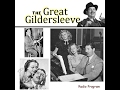 The Great Gildersleeve - Leila's Wedding Invitations