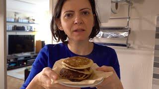İki malzemeli pancake